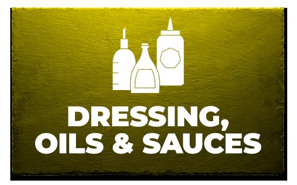 Dressings, Oils & Sauces