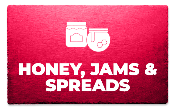 Honey, Jams & Spreads