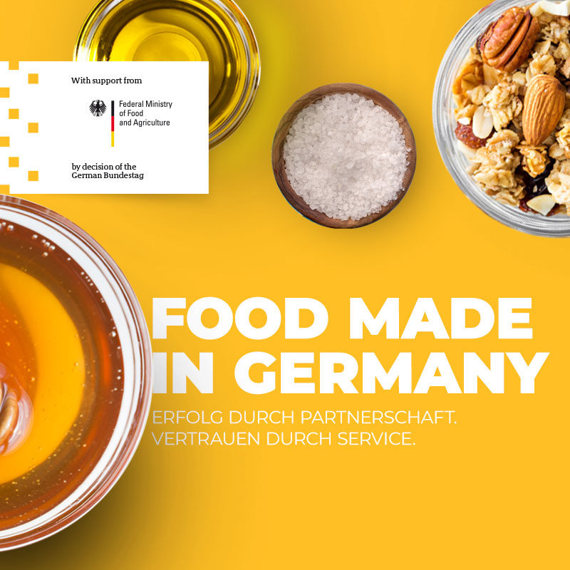 Food Made in Germany - Über uns