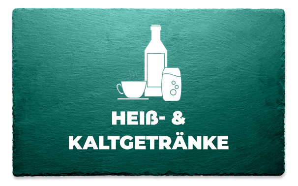 Heiß- & Kaltgetränke