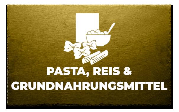 Pasta, Reis & Grundnahrungsmittel